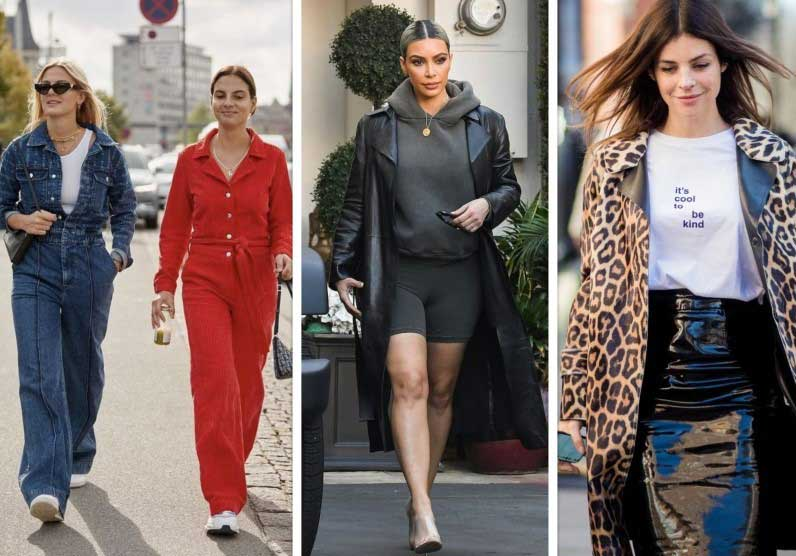 Street Fashions